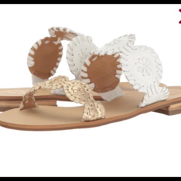 a2435d077b8c7 Jack Rogers Colorblocked Lauren sandals